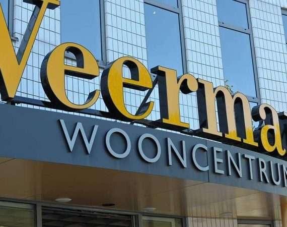 GG Sign Gevelsbelettering Veerman