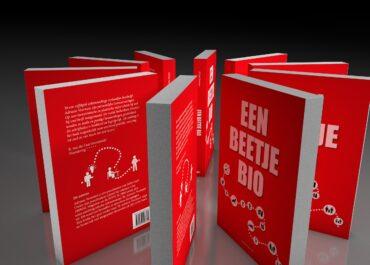 Ontwerp boek 'Een Beetje Bio'